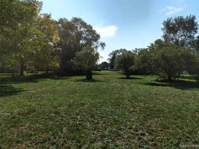 Shelby Twp Residential Lots & Land For Sale: Devon