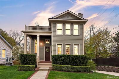 Brighton Single Family Home For Sale: 410 Spencer Street