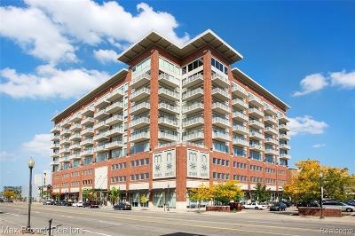 Royal Oak Condo/Townhouse For Sale: 350 N Main Street #516