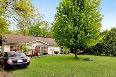 Romulus Single Family Home For Sale: 7175 Ozga Street