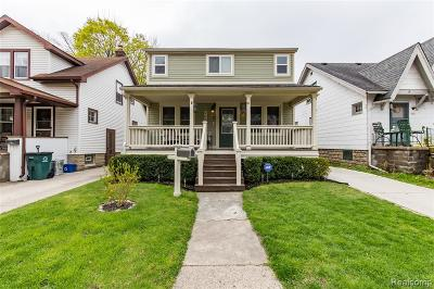 Ferndale Single Family Home For Sale: 236 University Street