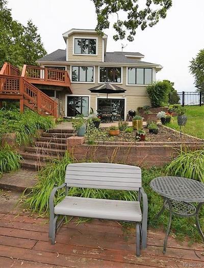 White Lake, White Lake Twp Single Family Home For Sale: 3517 Ormond Road