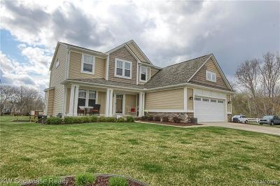 Milford Single Family Home For Sale: 1073 Riverstone Circle