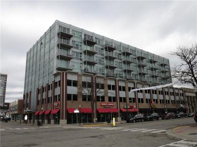 Royal Oak Condo/Townhouse For Sale: 100 W 5th Street #503