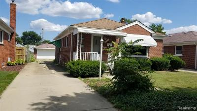 Wyandotte Single Family Home For Sale: 1267 11th Street