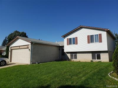 Troy Single Family Home For Sale: 2923 Continental Drive