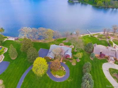 Single Family Home For Sale: 729 Hawksmoore Drive