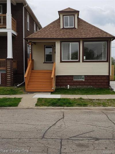 Wyandotte Single Family Home For Sale: 1792 5th Street