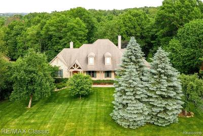 Single Family Home For Sale: 6154 Windstone Lane