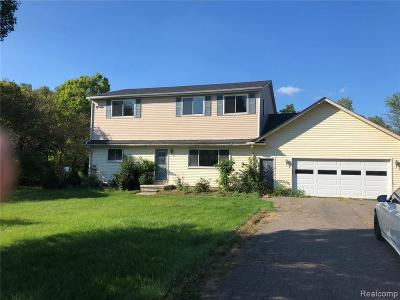 Grosse Ile, Grosse Ile Twp, Gross Ile Single Family Home For Sale: 9456 Highland Drive