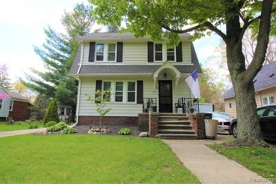 Ferndale Single Family Home For Sale: 403 Laprairie Street
