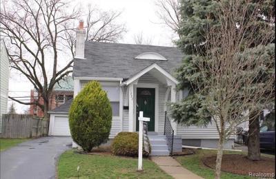 Birmingham MI Single Family Home For Sale: $234,900