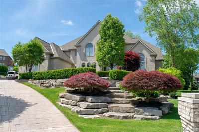 Washington Twp Single Family Home For Sale: 5025 Starcreek Lane