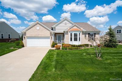 Single Family Home For Sale: 6277 Muirfield Drive