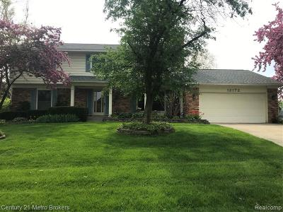 Grand Blanc Single Family Home For Sale: 12172 Townline Road
