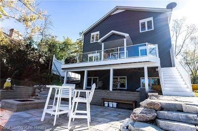 Lake Orion, Orion Twp, Orion Single Family Home For Sale: 650 Fernhurst Drive