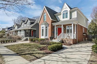 Birmingham Single Family Home For Sale: 1000 Floyd Street