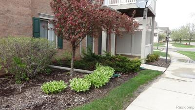 Southgate Condo/Townhouse For Sale: 15745 Parkway Lane