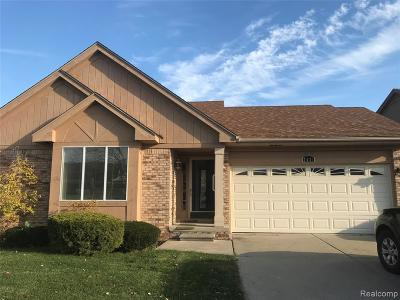 Canton, Canton Twp Single Family Home For Sale: 2431 Cranbrook Road