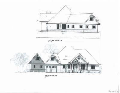 Single Family Home For Sale: Unit 25 Lauren Lane