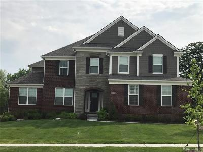 Lake Orion, Orion Twp, Orion Single Family Home For Sale: 3612 Kingsdale Boulevard