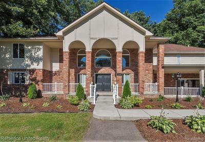 Canton Single Family Home For Sale: 2780 Denton Road