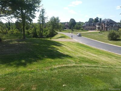 Oakland County Residential Lots & Land For Sale: 2232 Meadow Court