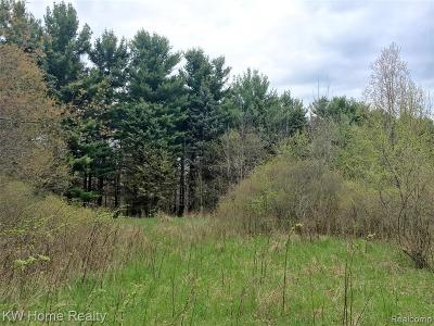 Livingston County Residential Lots & Land For Sale: 5600 Preston Road