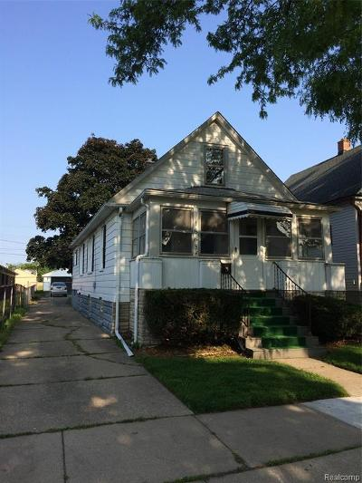Wyandotte Single Family Home For Sale: 1868 5th Street