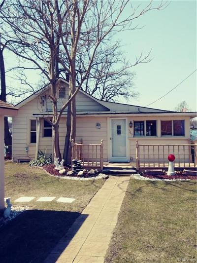 White Lake, White Lake Twp Single Family Home For Sale: 966 Round Lake Road Road
