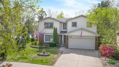 Oxford Single Family Home For Sale: 503 Thornehill Trail