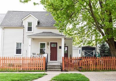 Wyandotte Single Family Home For Sale: 963 Walnut Street