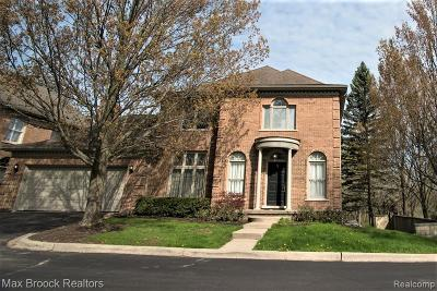 Bloomfield Hills Single Family Home For Sale: 5 Manorwood Drive