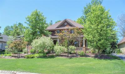 Single Family Home For Sale: 3632 Pointe Shore Drive