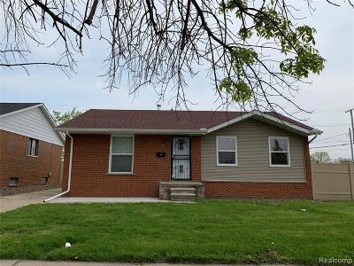 Highland Single Family Home For Sale: 92 E Grand