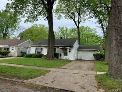 Ferndale Single Family Home For Sale: 515 Stratford Road