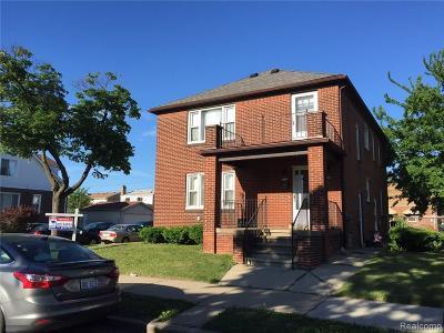 Dearborn Multi Family Home For Sale: 5744 Argyle Street