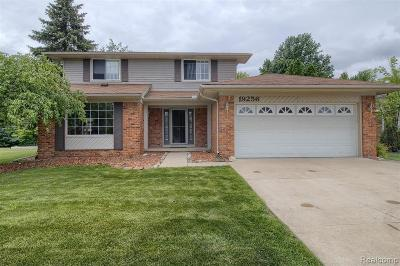 Brownstown Twp Single Family Home For Sale: 19256 Dawnshire Drive