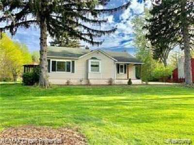 Livonia Single Family Home For Sale: 29591 Greenland Street