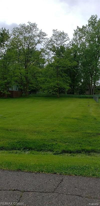 Commerce Twp Residential Lots & Land For Sale: 5723 Ottingshire