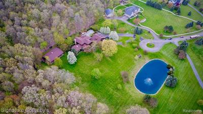 Milford Twp Single Family Home For Sale: 3940 Rivendell Court