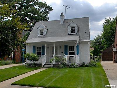 Detroit Single Family Home For Sale: 4455 Harvard Road