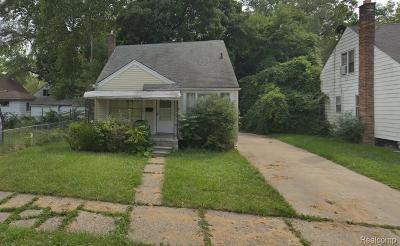 Wayne County Single Family Home For Sale: 18434 Burgess