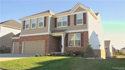 South Lyon Single Family Home For Sale: 58713 Winnowing Circle N