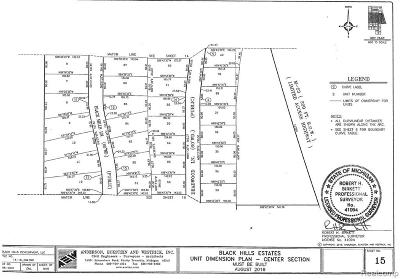 Shelby Twp Residential Lots & Land For Sale: 54615 Deadwood Lane