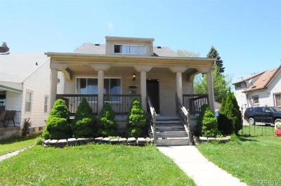 Dearborn Single Family Home For Sale: 5811 Steadman Street