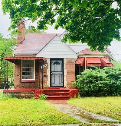 Detroit Single Family Home For Sale: 16800 Washburn Street