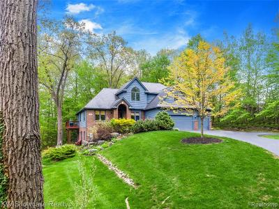 White Lake Single Family Home For Sale: 116 Audubon Drive
