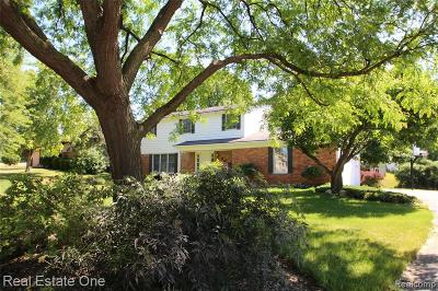 Oxford Single Family Home For Sale: 147 Indian Knolls