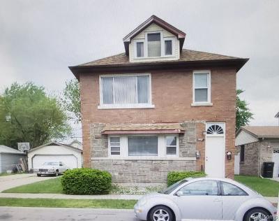 Wyandotte Multi Family Home For Sale: 426 Clinton Street